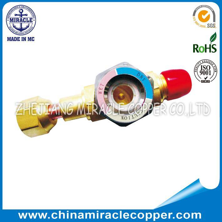 Refrigeration Parts Sight Glass Mix Type