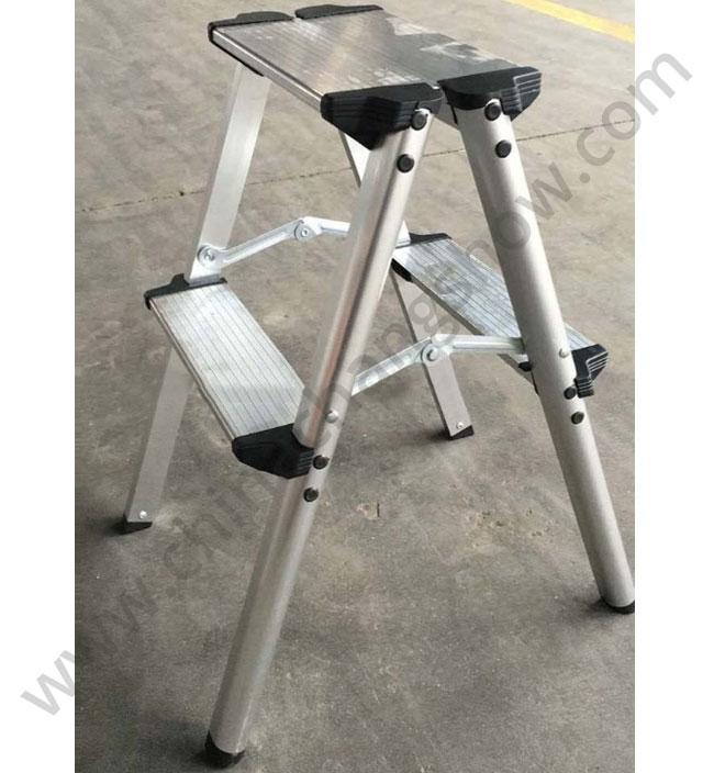 Folding Aluminum Step Stool