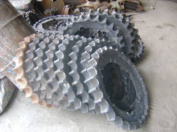 Construction machine accessories
