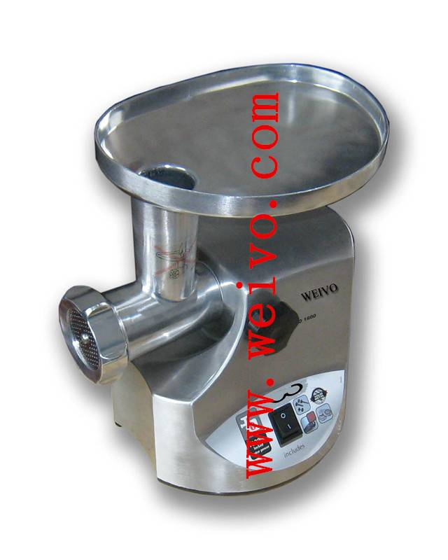 ELECTRIC MEAT GRINDER ALUMINIUM ALLOY/ Meat Mincer/ Butchery Machinery and Equipments
