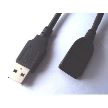 High quality CE ROHS USB CABLE 2.0 A male to A female
