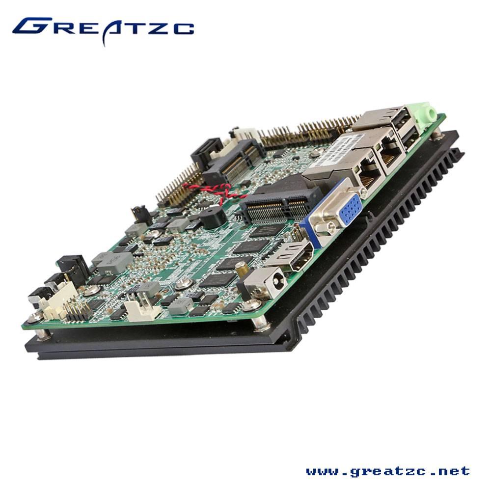 ZC35-1037DL Onboard DDR3 2GB /4GB Motherboard 1037U Motherboard with LVDS