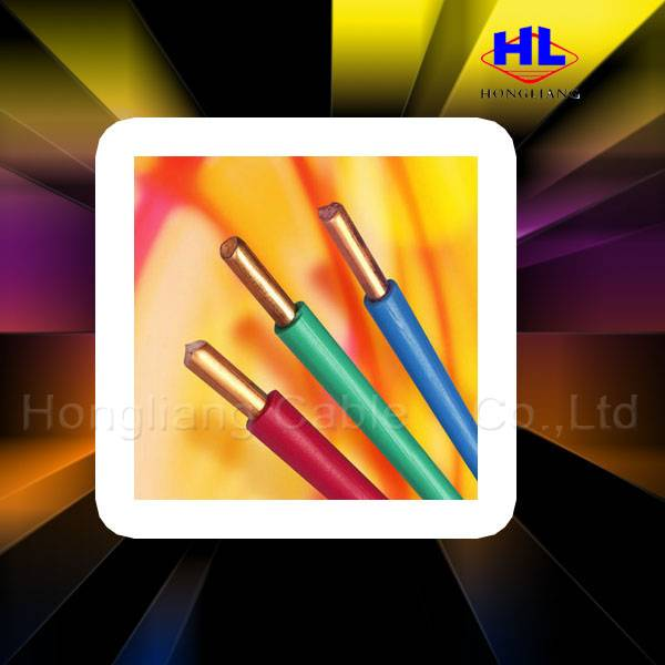 General-purpose single core conductor without sheath Electrical wire