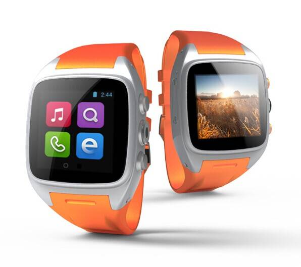 Full-Function Phone/Watch on Android 4.2.2 Smart Watch Phone