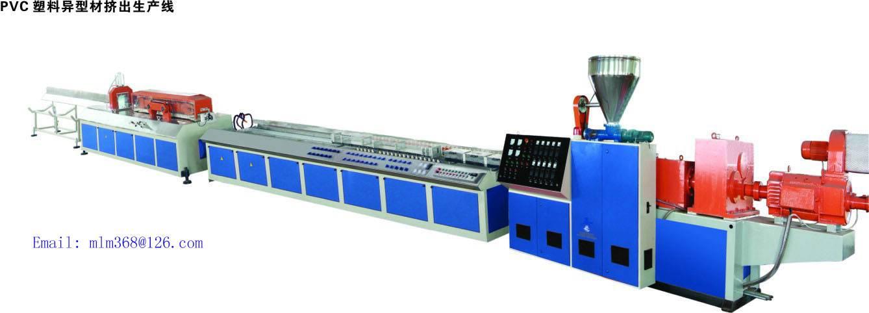 WPC Profile Production Line