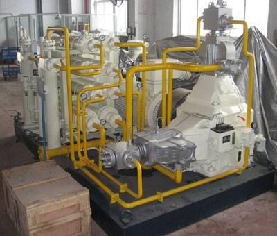 Selling L-series CNG compressor