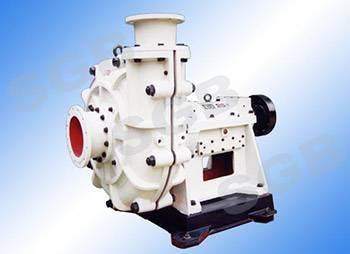 High Chrome Alloy Cast Iron Mining Slurry Pump