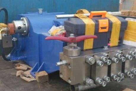high pressure reciprocating pump(WP2D-S)