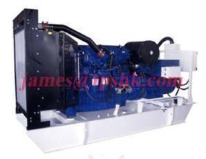 diesel generator set, Tide gen set TPE32X powered by Perkins engine