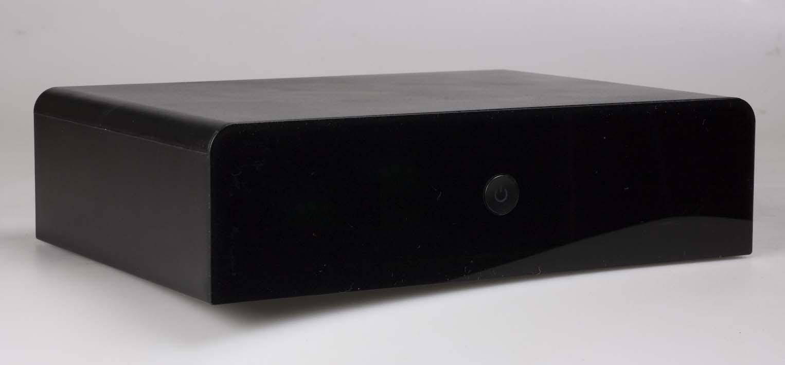HDD multimedia player with DVB-T