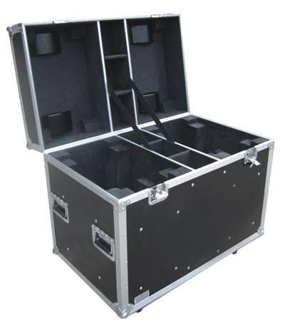 Aluminum Flight Cases/Tool Cases/Instrument Cases/Military Cases