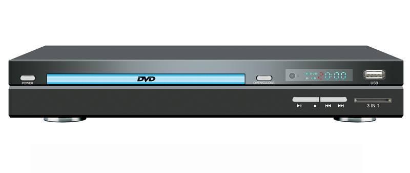 DVD player karaoke