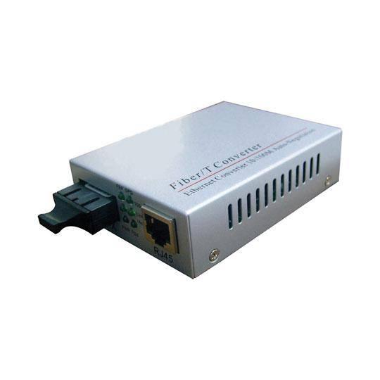 Fiber Media Converter MC-10/100/1000-S20D