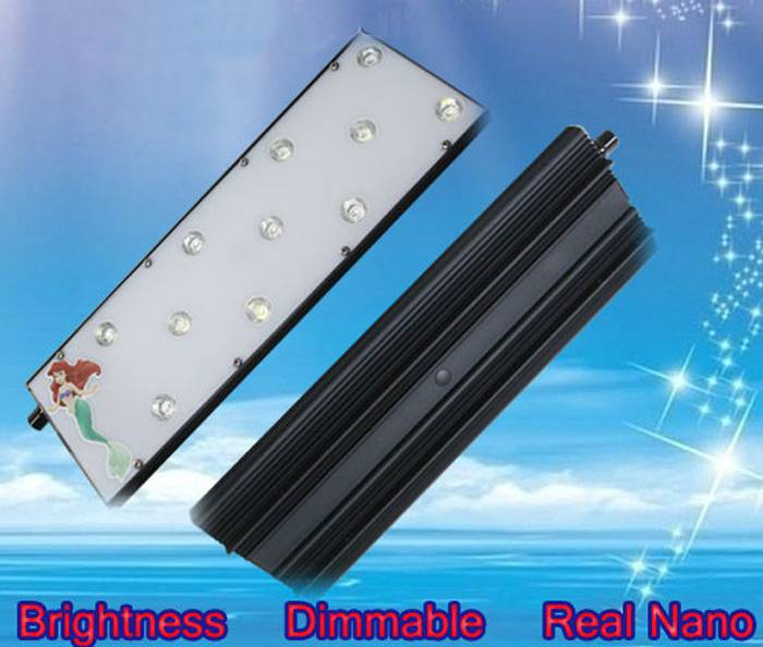 30W 37cm 15inch Dimmable LED Aquqrium Light