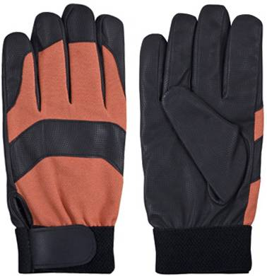 Synthetic leather gloves\working gloves