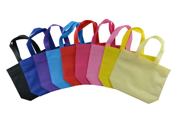 Folding Recyclable Non Woven Promotion Shopping Bags(Customized)