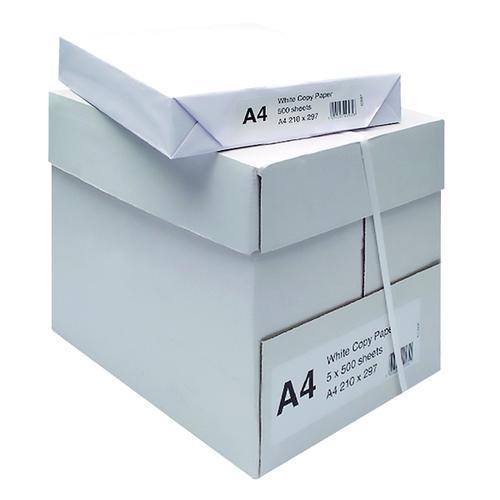 A4 Copy Paper White,80gr