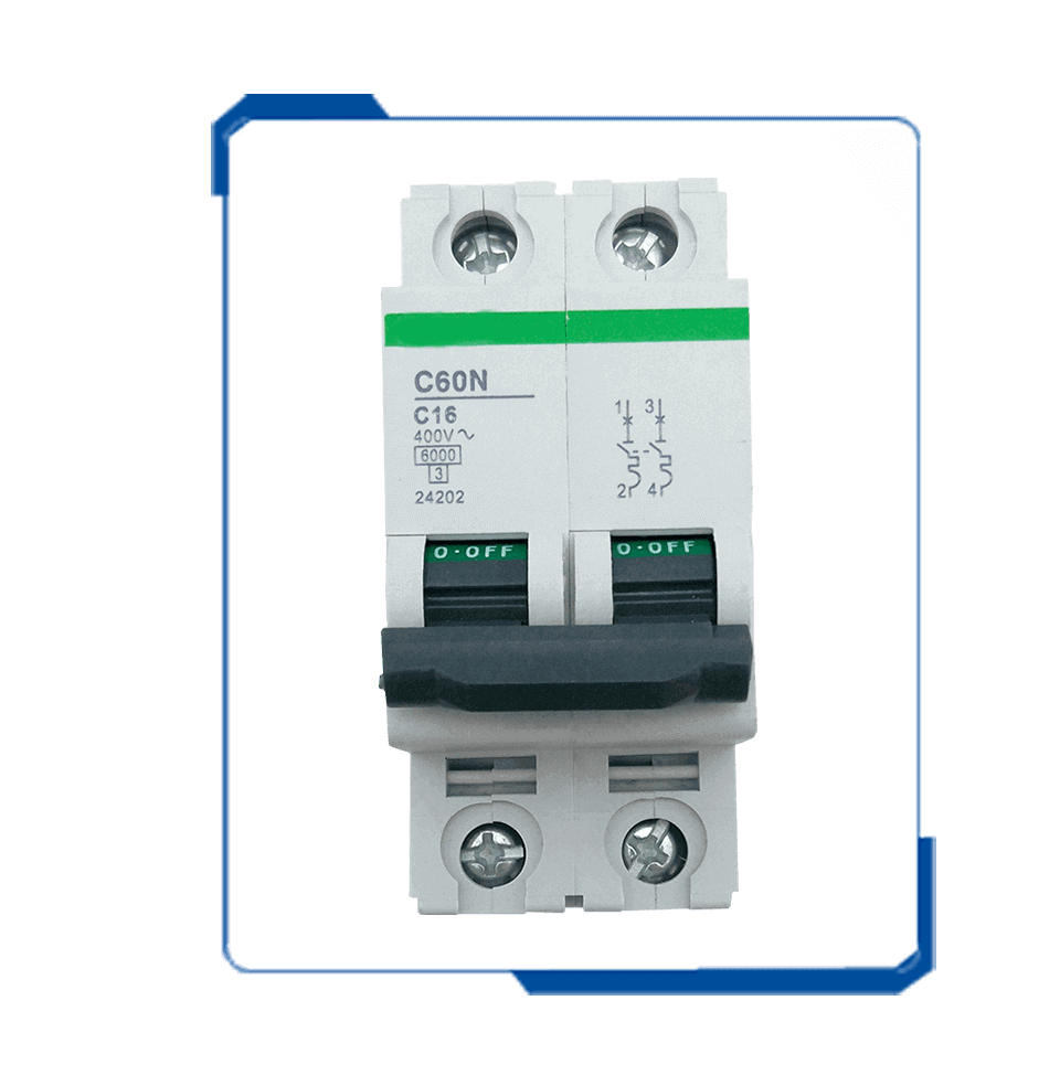 China C65 C60 commercial circuit breaker switch