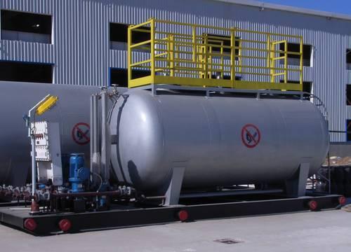 drilling fluid diesel oil tank