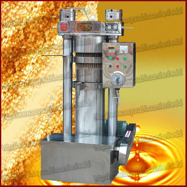 Hydraulic Coconut Oil Press Machinery