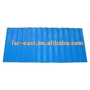 Sell Corrugated Steel Roofing Sheet