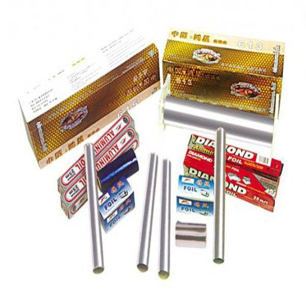 Popular products aluminum foil wholesale