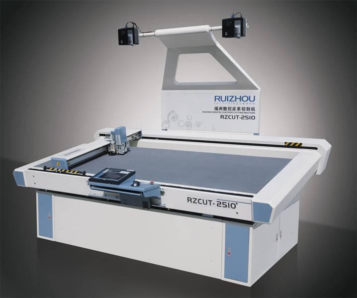 CNC leather cutting machine