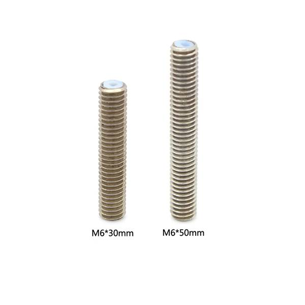 Cashmeral please to sell Thermal barrier with PTFE tube inside for Makerbot MK8 hotend