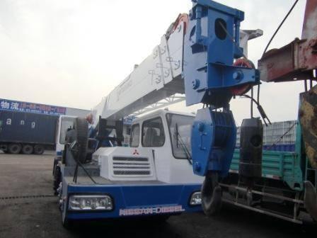 Used Tadano crane TL-350E