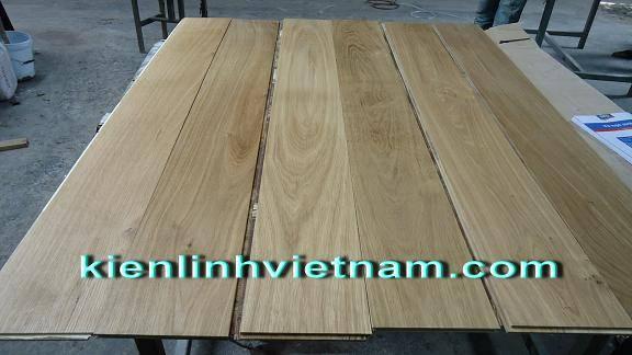 Oak wood flooring OPC-FJ- FJL