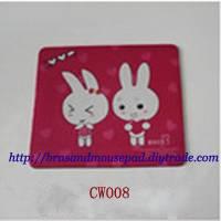 cartoon mouse pad