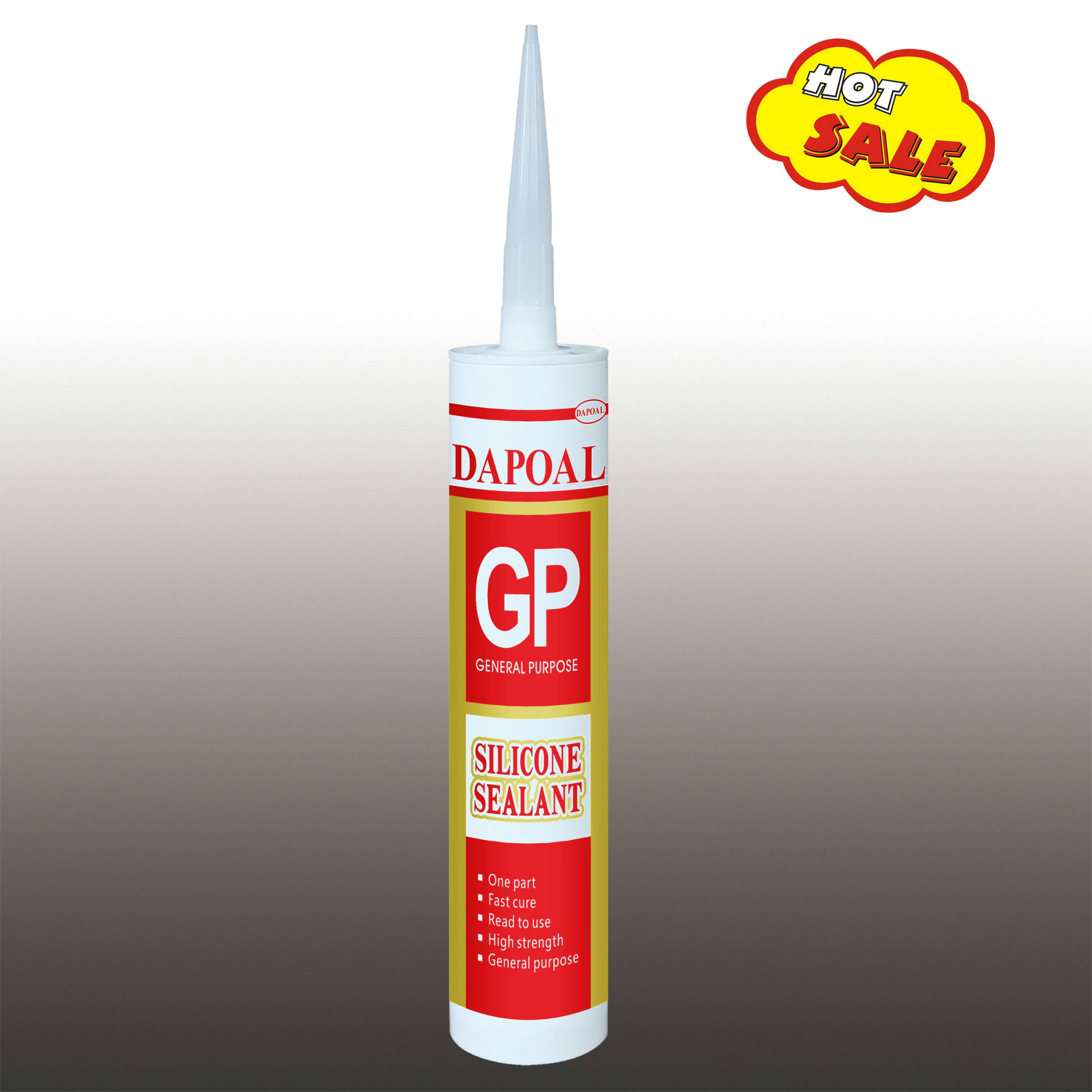 GP general purpose silicon sealant