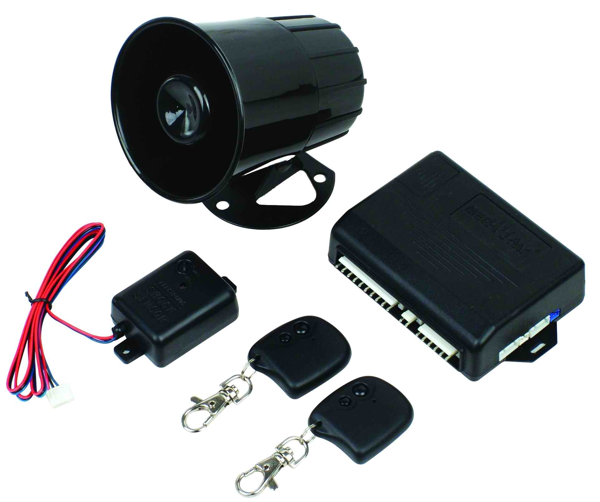 Car Alarm System (SD-4182)