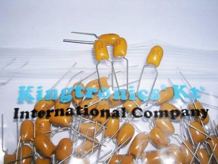 Kt Kingtronics TKT Series Dipped Tantalum Capacitors