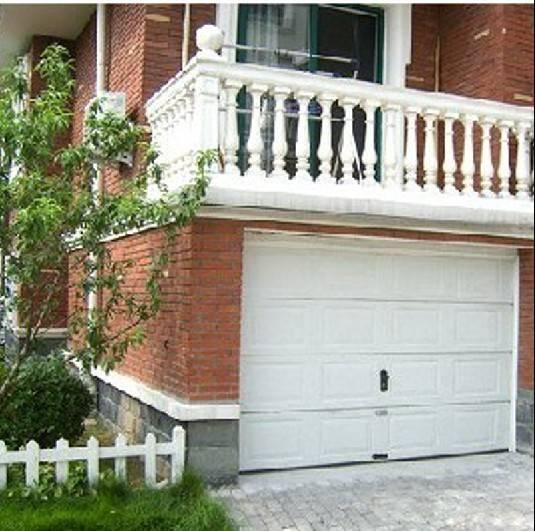 garden garage door