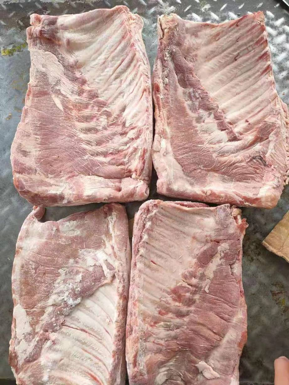 pork , pork belly, frozen pork belly