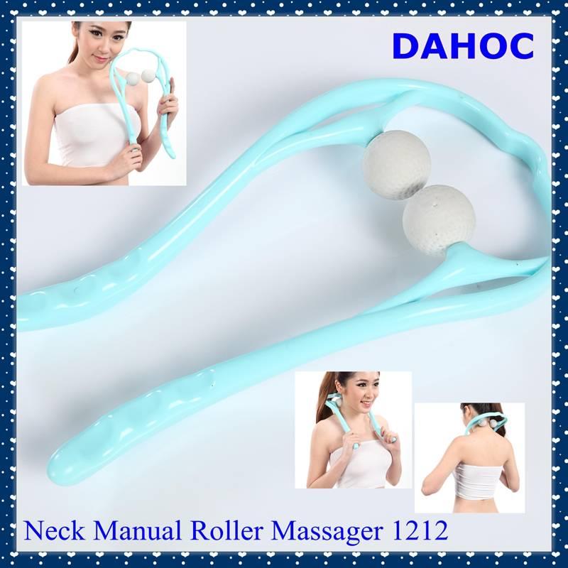 plastic neck pain relax massager