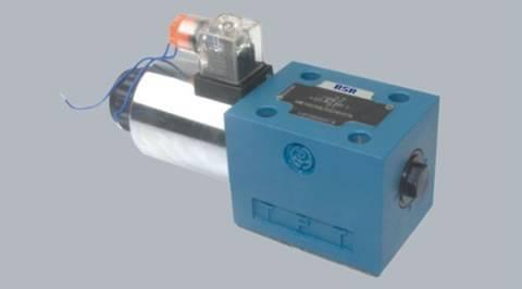Rexroth valve, Magnet valve