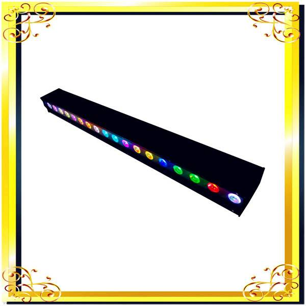 pro led bar wall washer 72w rgbw