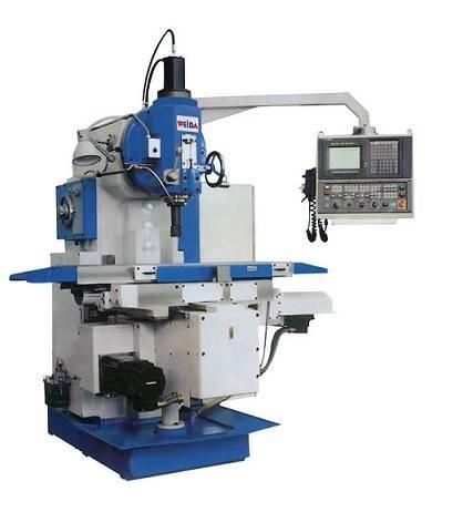 vertical milling machine XK5032