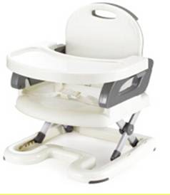 baby booster seat for dining