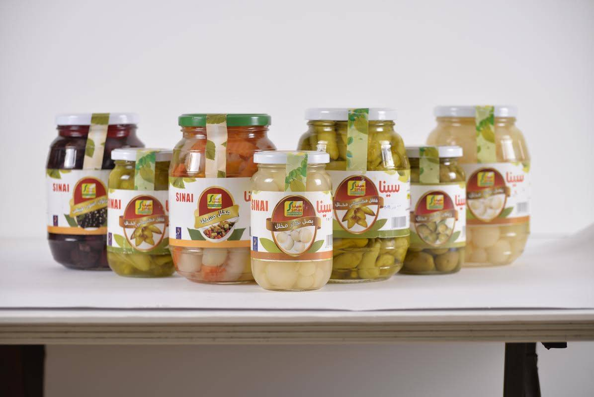 All Types Of Pickles (Rafah)