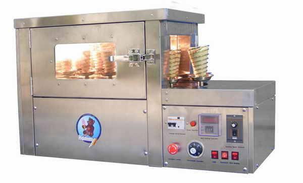 cone pizza oven