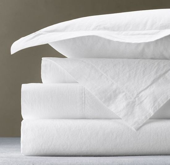 100% Egyptian Cotton Bed Sheet and Pillow cases