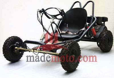 Single Seat Go-Kart with water cooling 168CC Engine WZGC1688