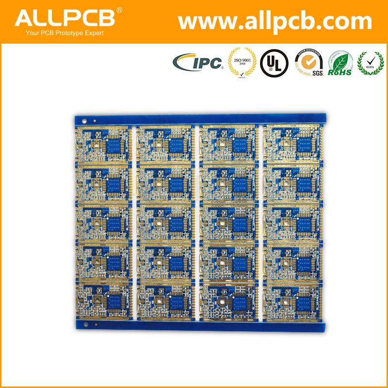 Customized low cost 94v0 2 layer pcb factory in Shenzhen