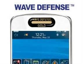 Antiradiation mobile phone sticker Electromagnetic Wave Defense
