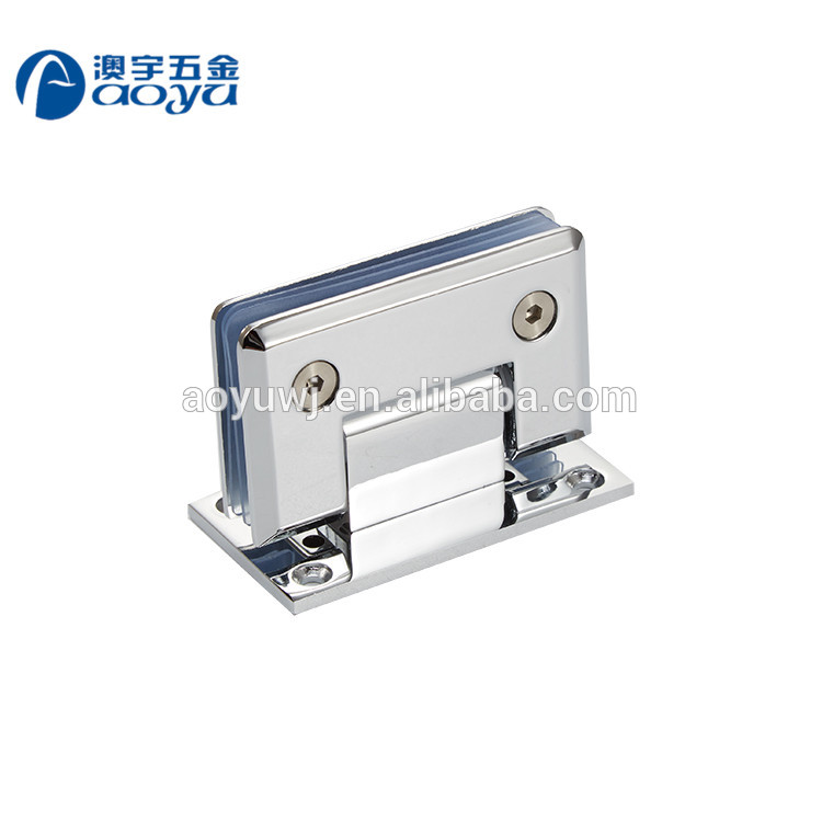 Factory price glass soft close shower door hinge