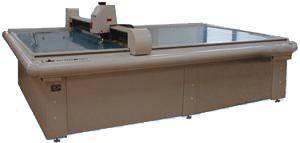 gasket cutting machine and cut carton paper box sample cutter make sample