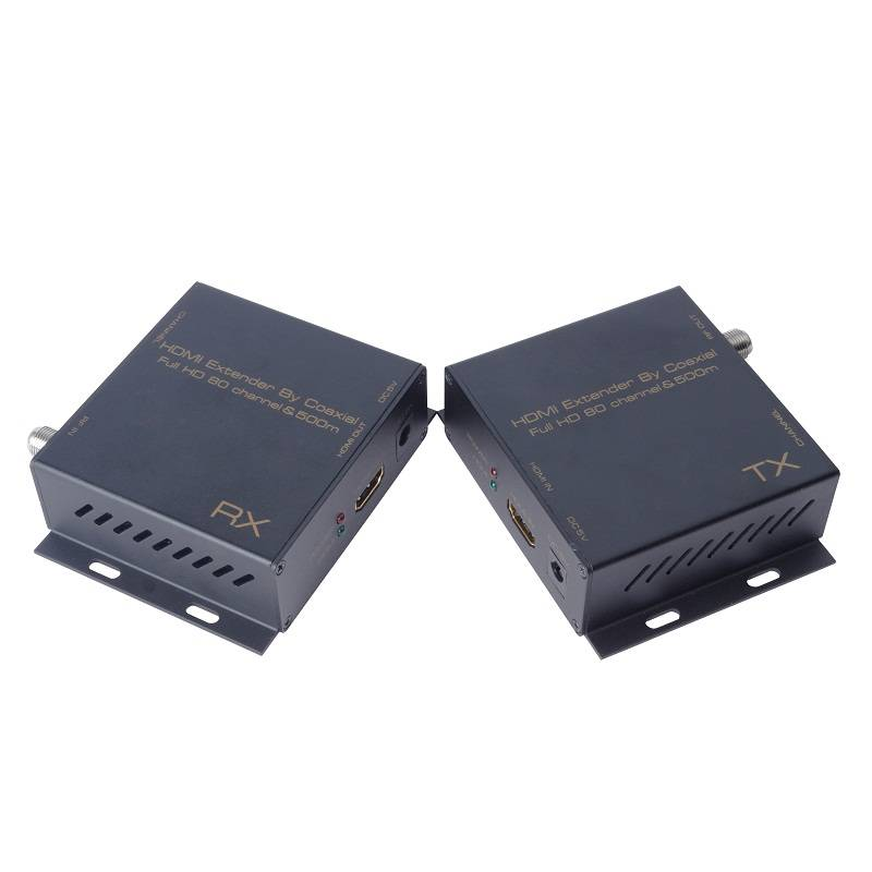 HDMI Extender By Coaxial Full HD up to 80 channel&500m
